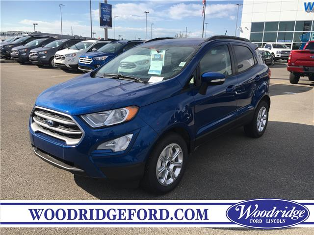2019 Ford EcoSport SE (Stk: K-1910) in Calgary - Image 1 of 6
