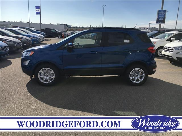 2019 Ford EcoSport SE (Stk: K-1910) in Calgary - Image 2 of 6