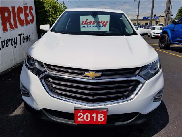 2018 Chevrolet Equinox LT (Stk: 19-530) in Oshawa - Image 2 of 14