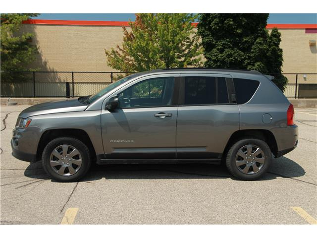 2013 Jeep Compass Sport/North (Stk: 1907315) in Waterloo - Image 3 of 28