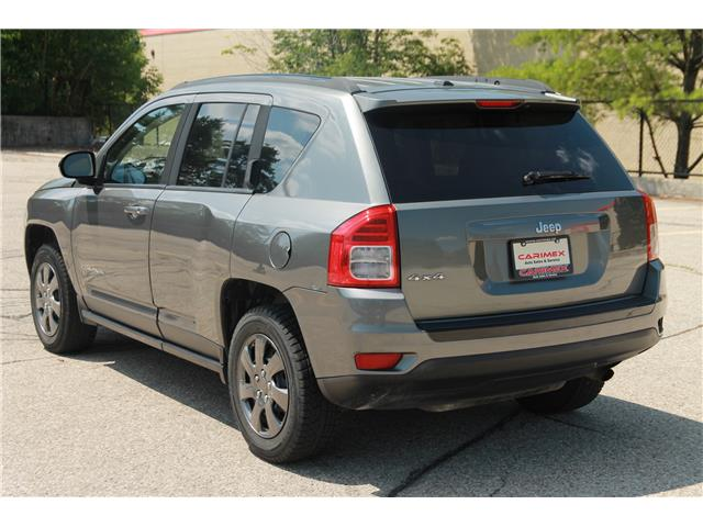 2013 Jeep Compass Sport/North (Stk: 1907315) in Waterloo - Image 4 of 28