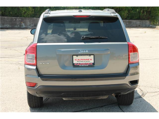 2013 Jeep Compass Sport/North (Stk: 1907315) in Waterloo - Image 5 of 28