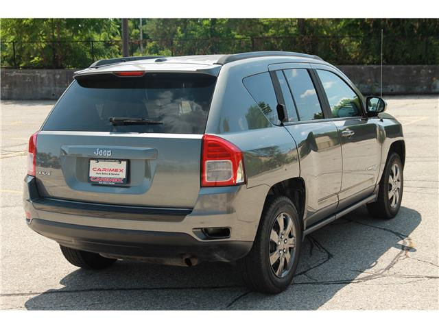 2013 Jeep Compass Sport/North (Stk: 1907315) in Waterloo - Image 6 of 28