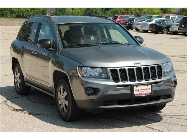 2013 Jeep Compass Sport/North (Stk: 1907315) in Waterloo - Image 8 of 28