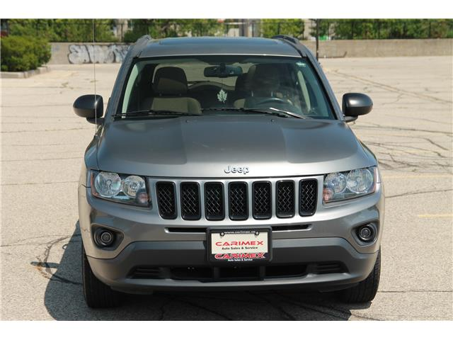 2013 Jeep Compass Sport/North (Stk: 1907315) in Waterloo - Image 9 of 28