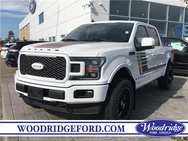 2019 Ford F-150 Lariat (Stk: K-1934) in Calgary - Image 1 of 8
