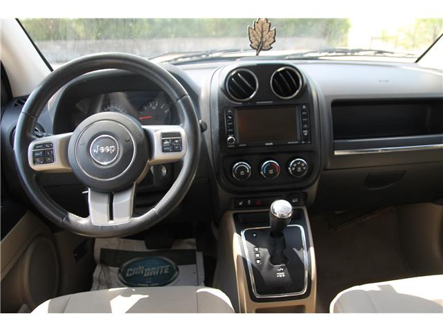 2013 Jeep Compass Sport/North (Stk: 1907315) in Waterloo - Image 13 of 28