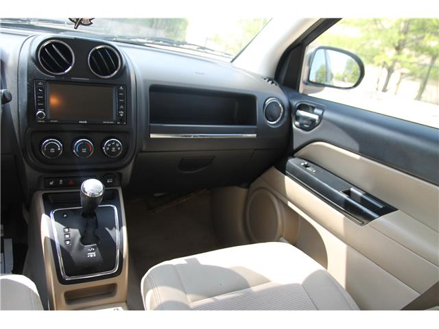 2013 Jeep Compass Sport/North (Stk: 1907315) in Waterloo - Image 22 of 28