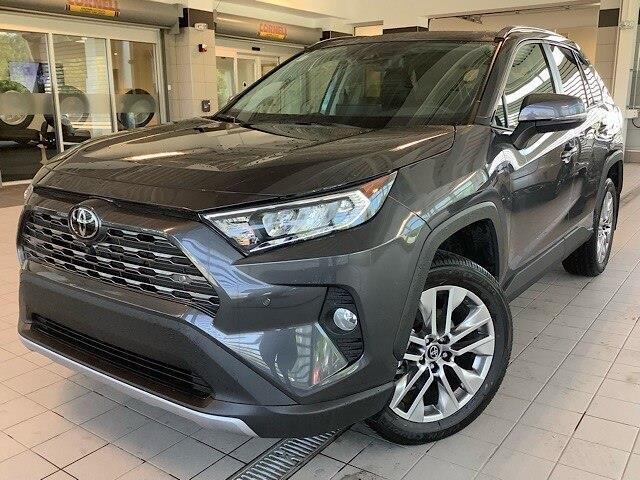 2019 Toyota RAV4 Limited (Stk: 21343) in Kingston - Image 1 of 30