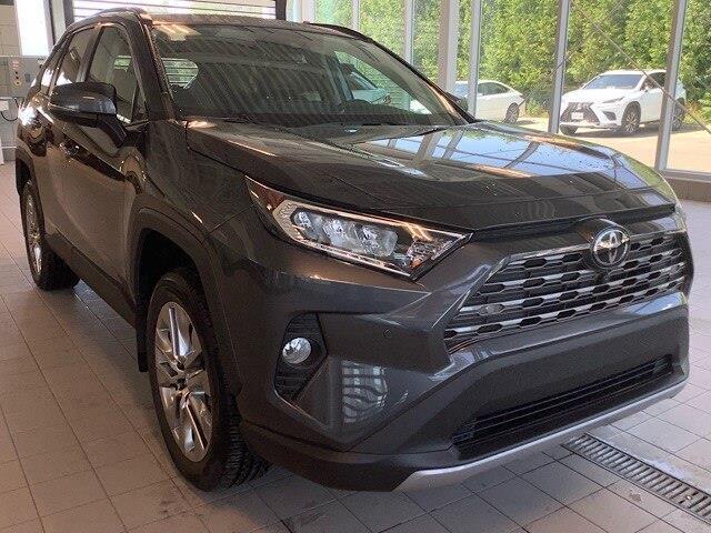 2019 Toyota RAV4 Limited (Stk: 21343) in Kingston - Image 10 of 30