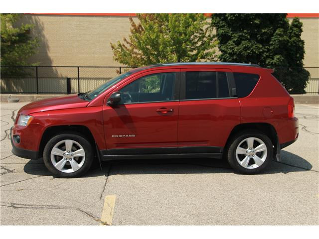 2011 Jeep Compass Sport/North (Stk: 1907289) in Waterloo - Image 2 of 26