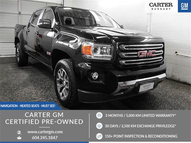 2015 GMC Canyon SLE (Stk: P9-59100) in Burnaby - Image 1 of 24