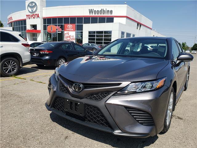 2019 Toyota Camry SE (Stk: 9-761) in Etobicoke - Image 1 of 7