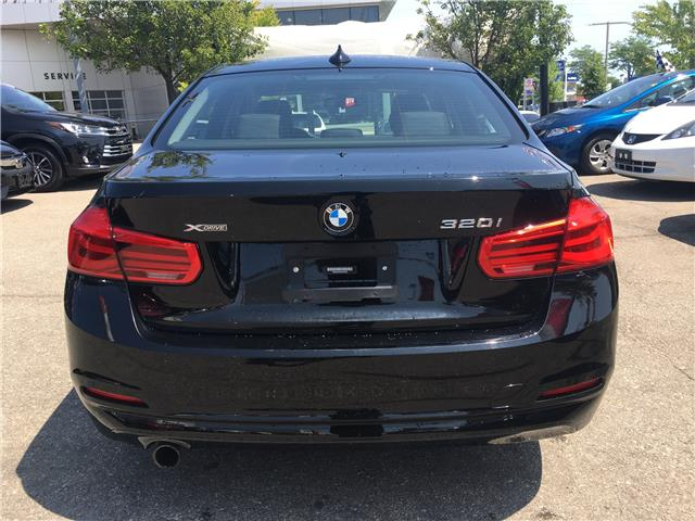 2016 BMW 320i xDrive (Stk: 326760A) in Mississauga - Image 4 of 22