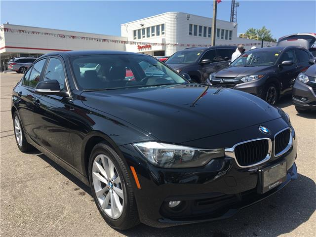 2016 BMW 320i xDrive (Stk: 326760A) in Mississauga - Image 7 of 22