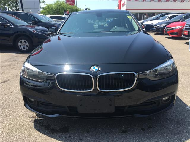 2016 BMW 320i xDrive (Stk: 326760A) in Mississauga - Image 8 of 22