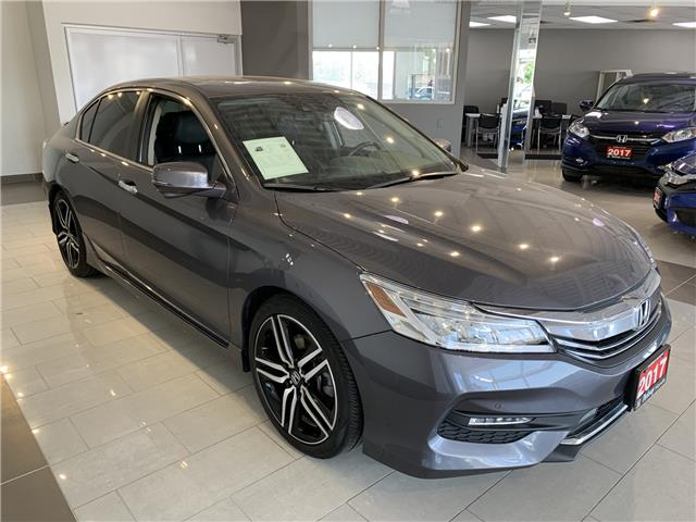 2017 Honda Accord Touring (Stk: 925372A) in North York - Image 1 of 26