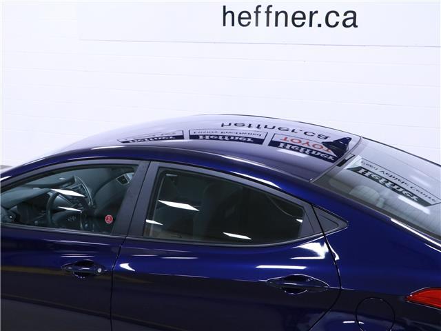 2013 Hyundai Elantra GL (Stk: 195721) in Kitchener - Image 22 of 28