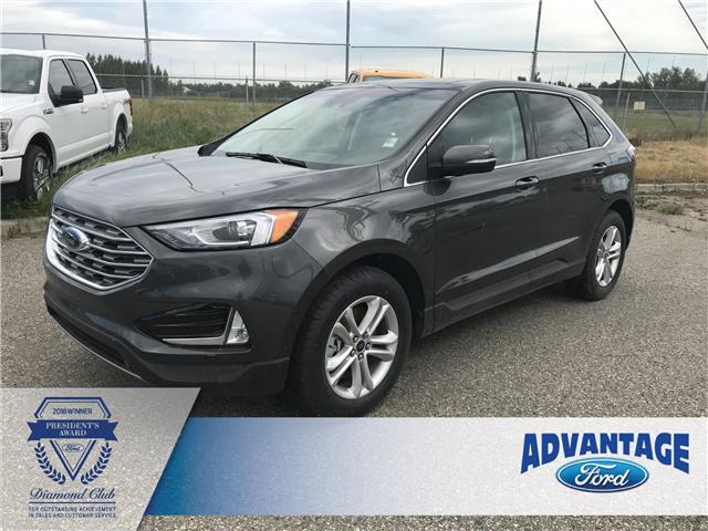 2019 Ford Edge SEL (Stk: K-441) in Calgary - Image 1 of 6