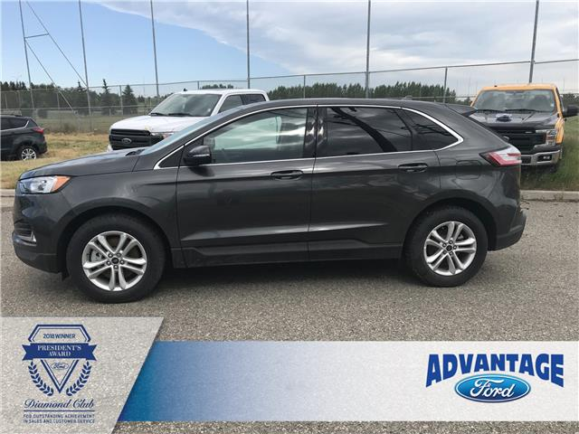 2019 Ford Edge SEL (Stk: K-441) in Calgary - Image 2 of 6
