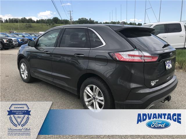 2019 Ford Edge SEL (Stk: K-441) in Calgary - Image 3 of 6