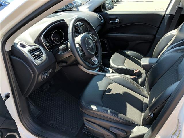 2018 Jeep Compass North (Stk: A4039) in Saskatoon - Image 9 of 17