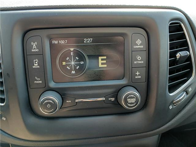 2018 Jeep Compass North (Stk: A4039) in Saskatoon - Image 12 of 17