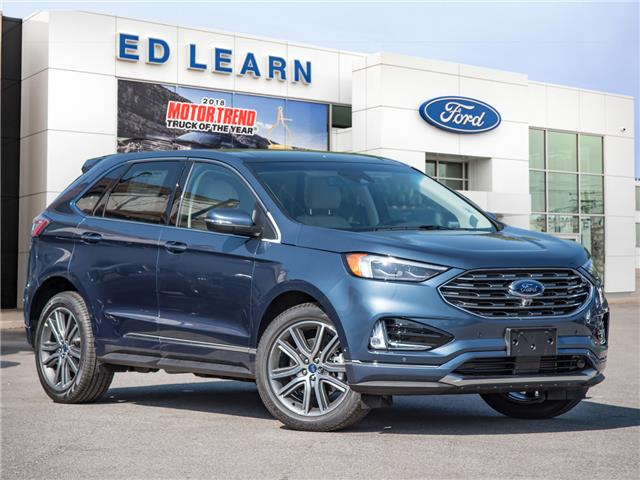 2019 Ford Edge Titanium (Stk: 19ED858) in St. Catharines - Image 1 of 25