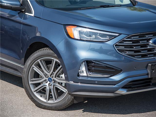 2019 Ford Edge Titanium (Stk: 19ED858) in St. Catharines - Image 7 of 25