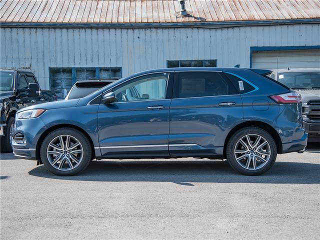 2019 Ford Edge Titanium (Stk: 19ED858) in St. Catharines - Image 5 of 25