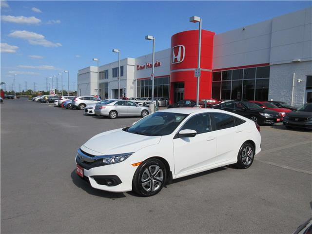 2016 Honda Civic LX (Stk: SS3535) in Ottawa - Image 1 of 19