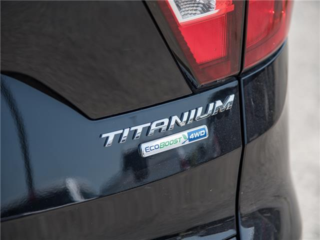 2019 Ford Escape Titanium (Stk: 19ES795) in St. Catharines - Image 9 of 24