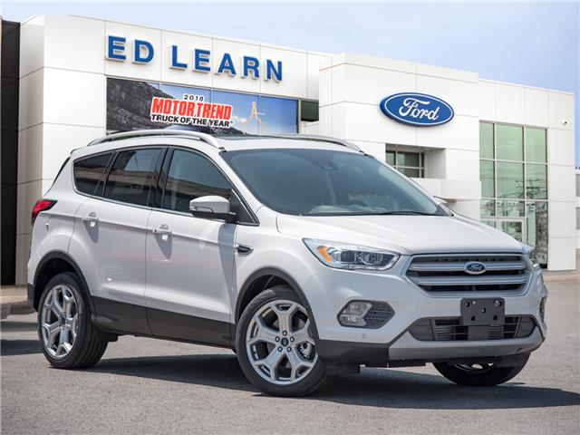 2019 Ford Escape Titanium (Stk: 19ES834) in St. Catharines - Image 1 of 23