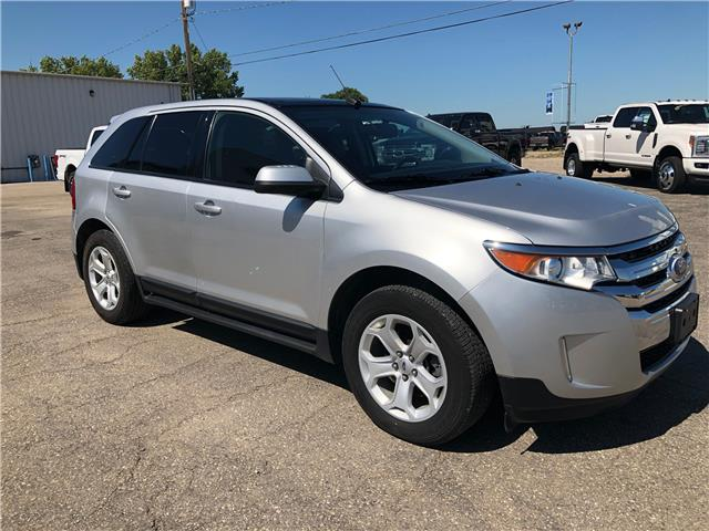 2013 Ford Edge SEL (Stk: 8118A) in Wilkie - Image 1 of 23