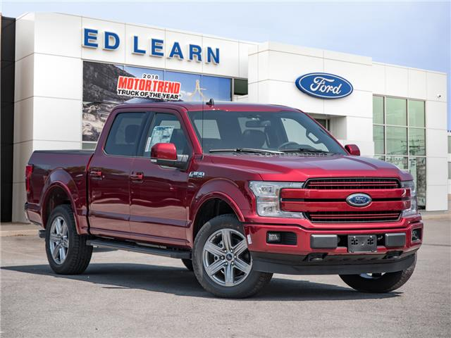 2019 Ford F-150 Lariat (Stk: 19F1656) in St. Catharines - Image 1 of 24