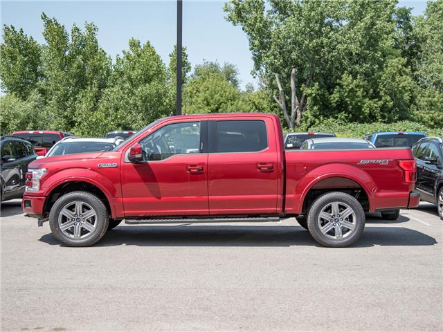 2019 Ford F-150 Lariat (Stk: 19F1656) in St. Catharines - Image 5 of 24