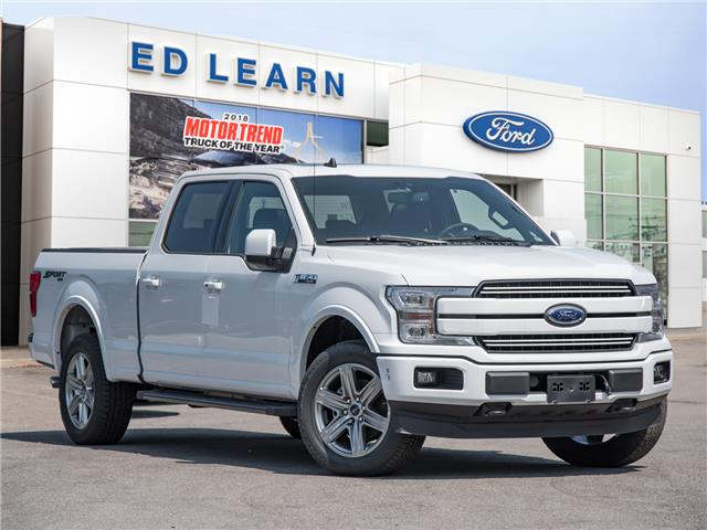 2019 Ford F-150 Lariat (Stk: 19F1678) in St. Catharines - Image 1 of 24