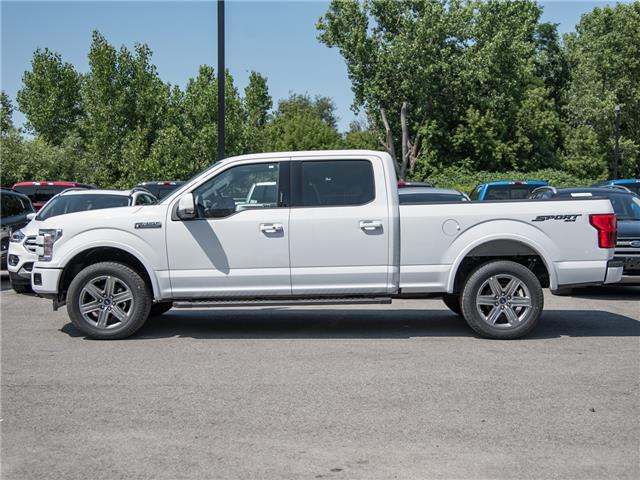 2019 Ford F-150 Lariat (Stk: 19F1678) in St. Catharines - Image 5 of 24