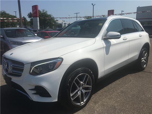 2017 Mercedes-Benz GLC 300 Base (Stk: CP0201) in Mississauga - Image 1 of 23