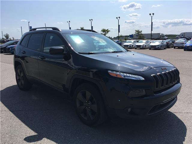 2016 Jeep Cherokee North (Stk: 16-50702JB) in Barrie - Image 3 of 30
