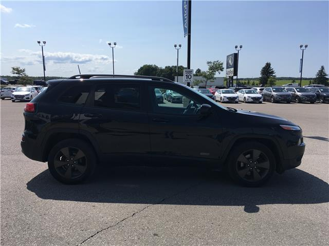 2016 Jeep Cherokee North (Stk: 16-50702JB) in Barrie - Image 4 of 30