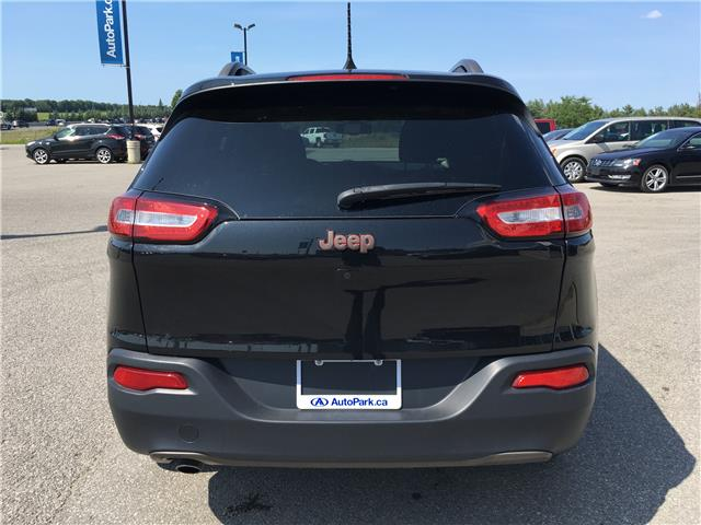2016 Jeep Cherokee North (Stk: 16-50702JB) in Barrie - Image 6 of 30