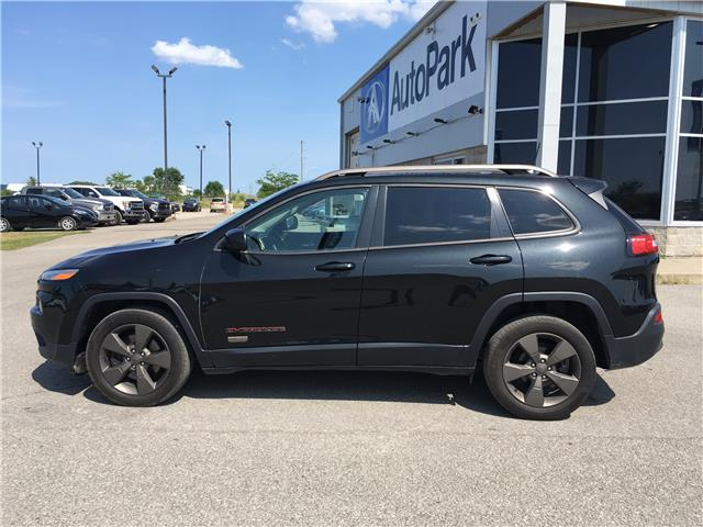 2016 Jeep Cherokee North (Stk: 16-50702JB) in Barrie - Image 8 of 30