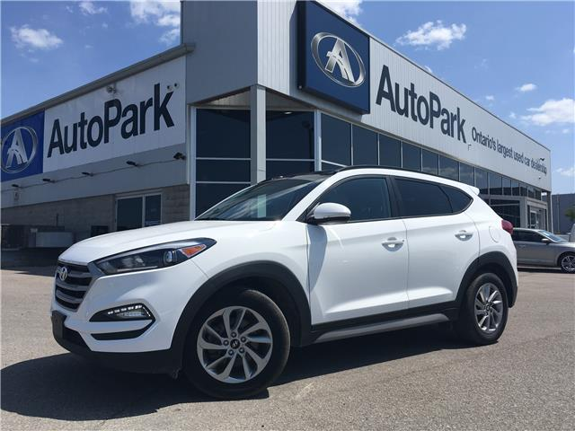 2018 Hyundai Tucson SE 2.0L (Stk: 18-22926RJB) in Barrie - Image 1 of 28