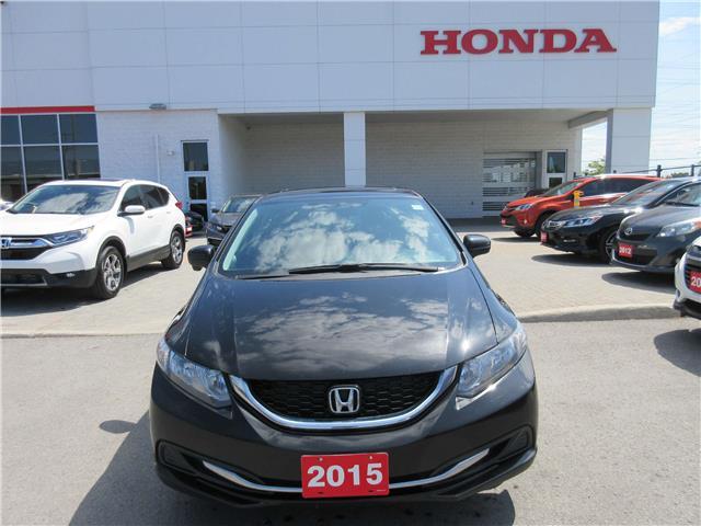 2015 Honda Civic EX (Stk: SS3548) in Ottawa - Image 2 of 15