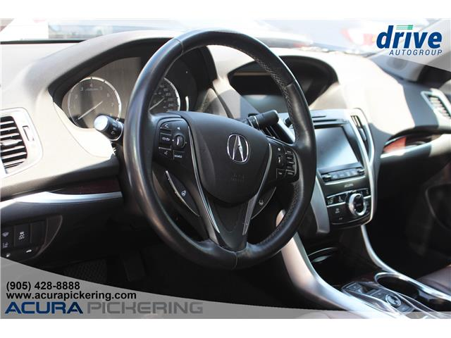 2015 Acura TLX Tech (Stk: AP4926) in Pickering - Image 2 of 3