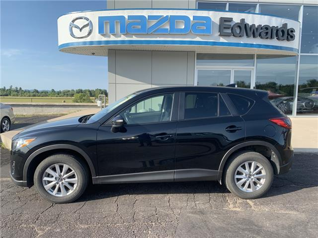 2016 Mazda CX-5 GX (Stk: 21934) in Pembroke - Image 1 of 10