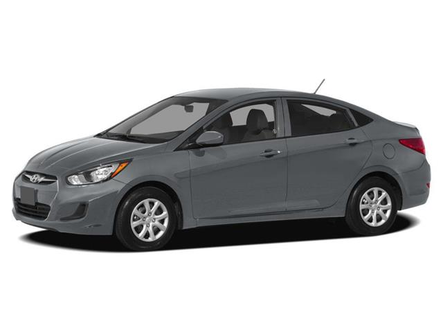 2012 Hyundai Accent  (Stk: 16290B) in Thunder Bay - Image 1 of 2