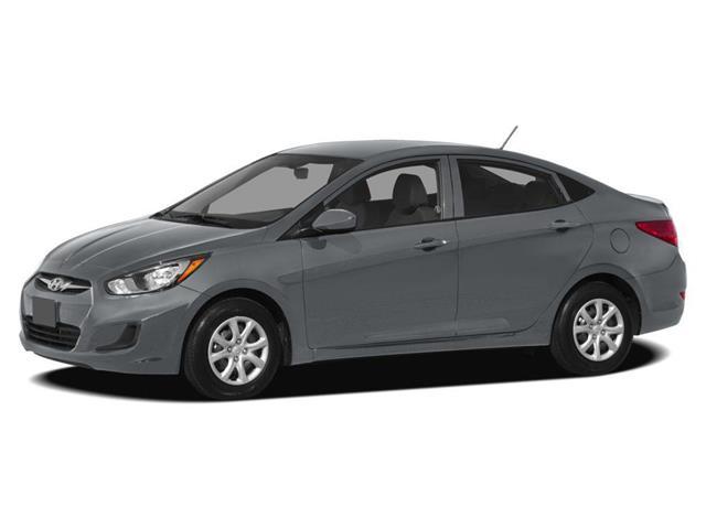 2012 Hyundai Accent  (Stk: 16290B) in Thunder Bay - Image 1 of 2