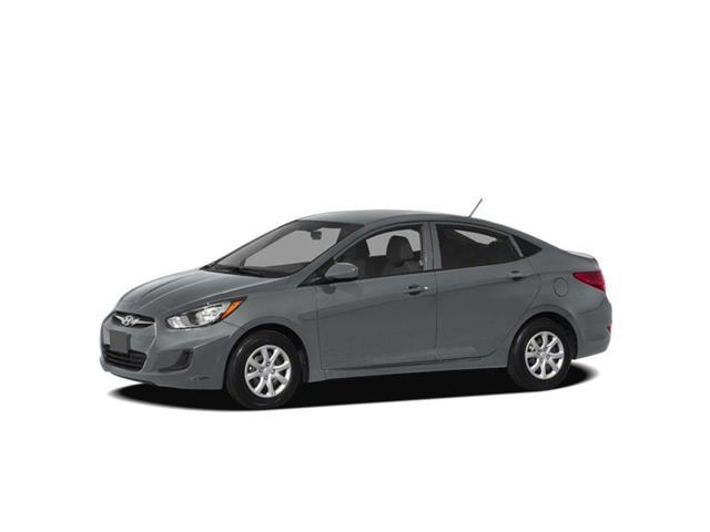 2012 Hyundai Accent  (Stk: 16290B) in Thunder Bay - Image 2 of 2